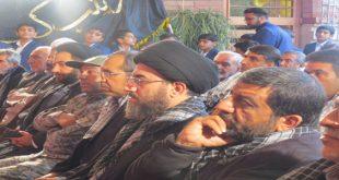 پایگاه مقاومت شهدای مدافع حرم شهرداری لطیفی